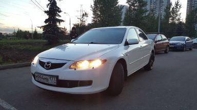Mazda Mazda6, 2006