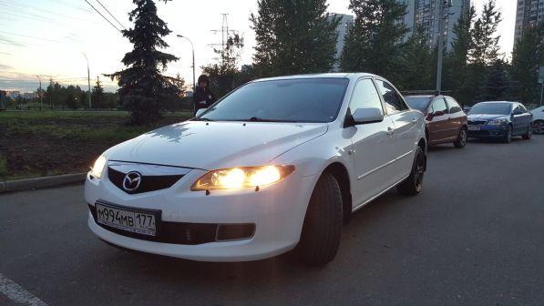 Mazda Mazda6 2006 - отзыв владельца
