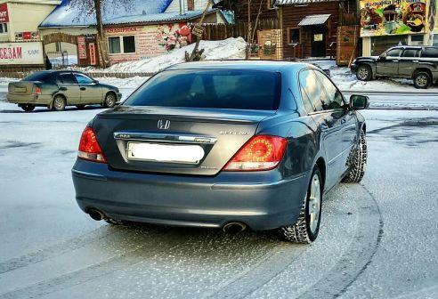 Honda Legend 2006 - отзыв владельца