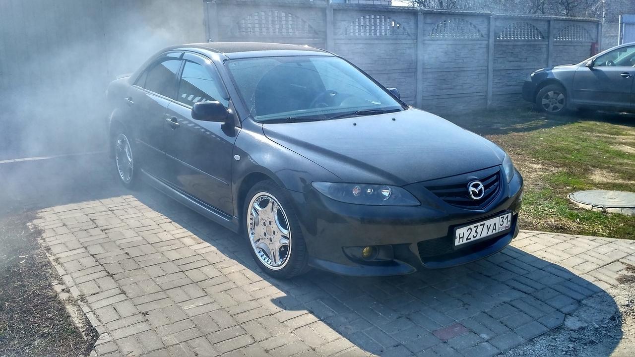Технические характеристики Mazda 6 / Мазда 6, справочник ...