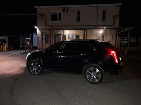 Cadillac SRX 2012 - отзыв владельца