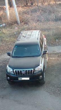 Toyota Land Cruiser Prado,