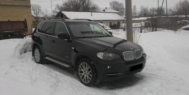 BMW X5 2009 - отзыв владельца