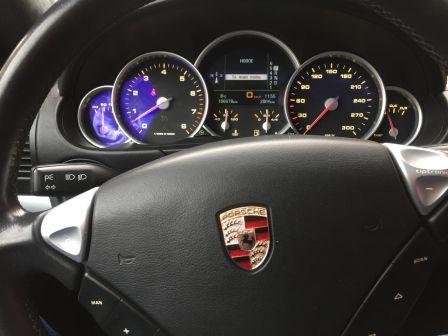 Porsche Cayenne 2007 - отзыв владельца