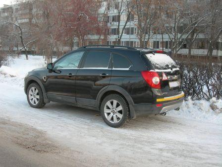 Chevrolet Captiva 2009 - отзыв владельца