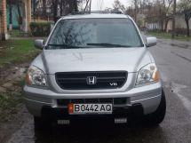 Honda Pilot, 2003