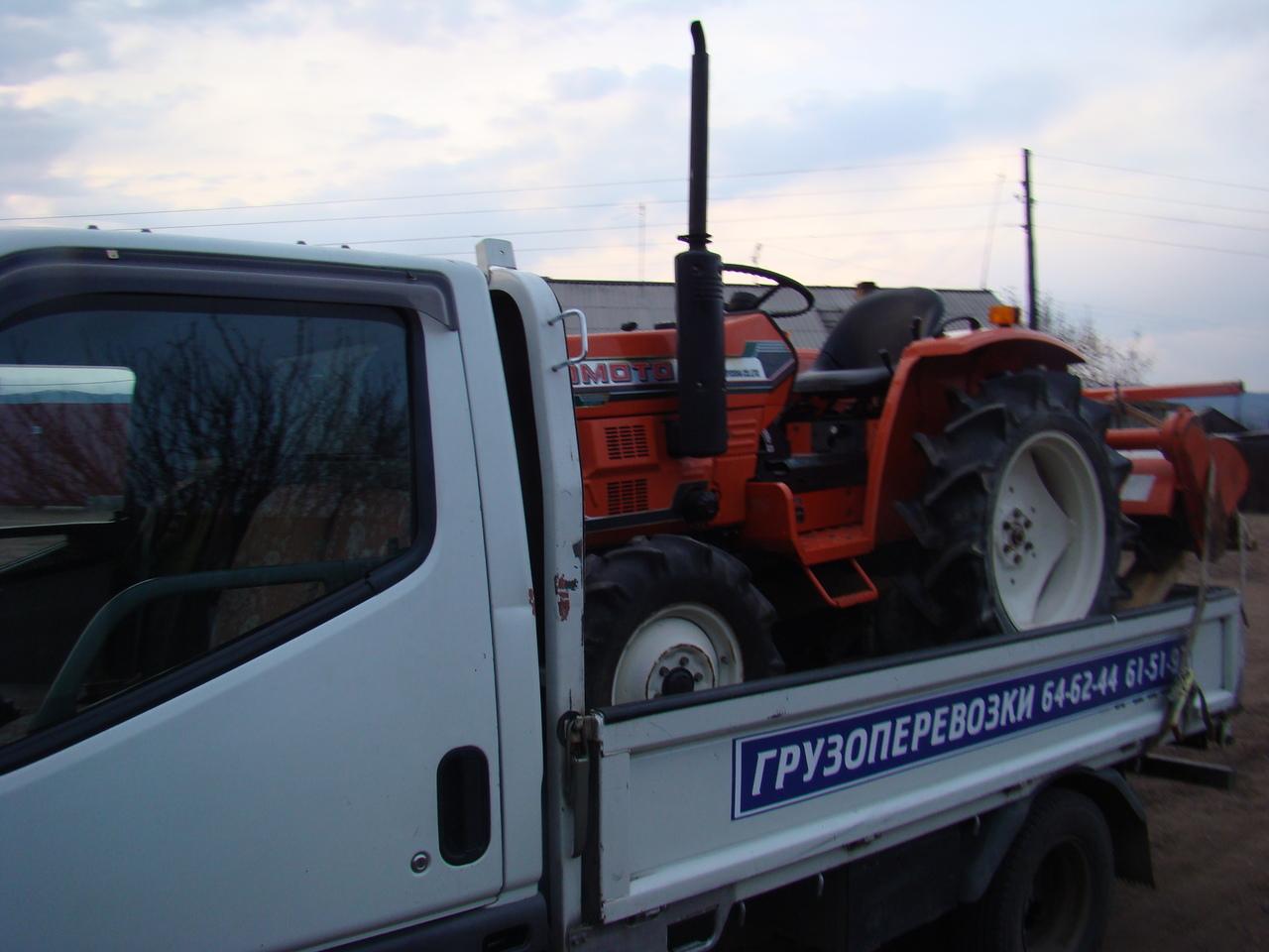 Продам трактор МТЗ 80.1 в Улан-Удэ