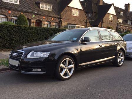 Audi A6 2011 - отзыв владельца