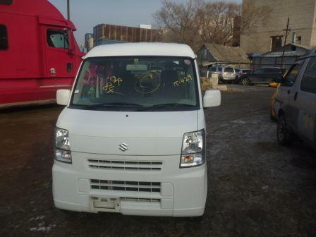 Suzuki Every 2011 - отзыв владельца