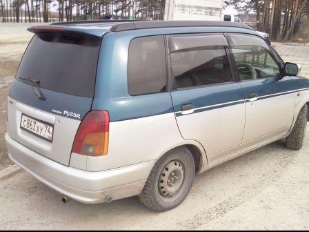 Daihatsu Pyzar 1996 - отзыв владельца