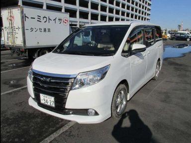 Toyota Noah 2014 отзыв автора | Дата публикации 23.04.2017.