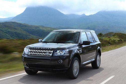 Land Rover Freelander 2013 - отзыв владельца