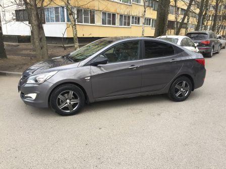 Hyundai Solaris 2016 - отзыв владельца