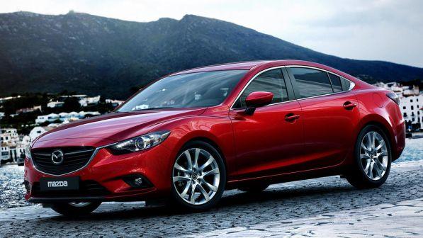 Mazda 626 2016 - отзыв владельца