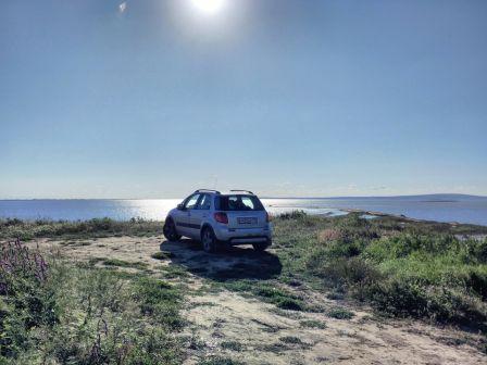 Suzuki SX4 2012 - отзыв владельца