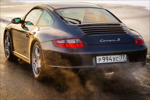 Porsche 911 2005 - отзыв владельца