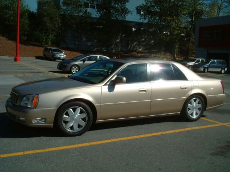 Cadillac DTS 2005 - отзыв владельца