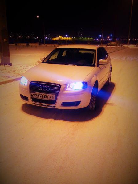 Audi A3 2008 - отзыв владельца