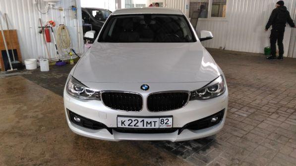 BMW 3-Series Gran Turismo 2014 - отзыв владельца