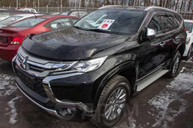 Mitsubishi Pajero Sport, 2020 год, 2 963 000 руб.