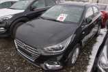 Hyundai Solaris. PHANTOM BLACK (MZH)