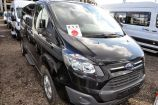 Ford Tourneo Custom. ЧЕРНЫЙ МЕТАЛЛИК (SHADOW BLACK)