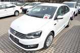 Volkswagen Polo. БЕЛЫЙ «CANDY» (B4B4)