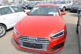 Audi A5. КРАСНЫЙ, МЕТАЛЛИК (TANGO RED) (Y1Y1)