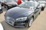 Audi A5. СИНИЙ, МЕТАЛЛИК (MOONLIGHT BLUE) (W1W1)