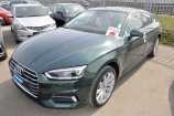 Audi A5. ТЕМНО-ЗЕЛЕНЫЙ (GOTLAND GREEN) (Q6Q6)