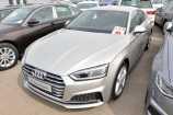 Audi A5. СЕРЕБРИСТЫЙ, МЕТАЛЛИК (CUVéE SILVER) (0D0D)