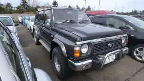 Владивосток Nissan Safari 1990