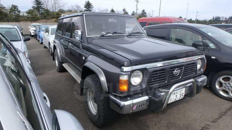 Nissan Safari, 1990 год, 690 000 руб.