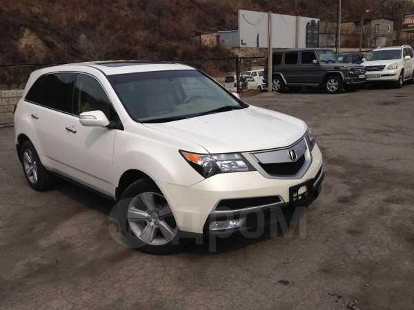 Acura MDX, 2010 год, 1 550 000 руб.