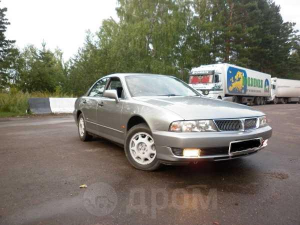 Mitsubishi Diamante, 2001 год, 160 000 руб.
