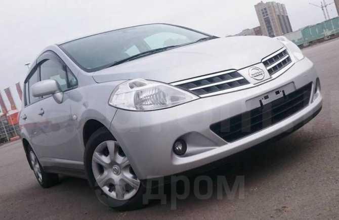 Nissan Tiida, 2012 год, 488 000 руб.