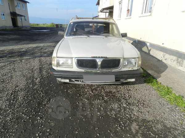 ГАЗ 3110 Волга, 1998 год, 55 000 руб.