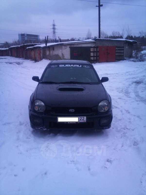Subaru Impreza WRX STI, 2001 год, 550 000 руб.