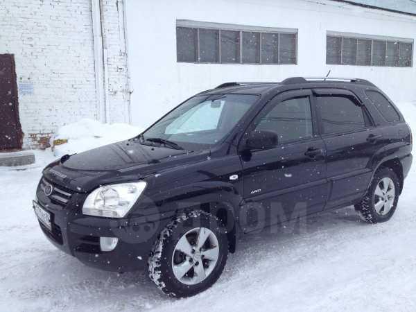 Kia Sportage, 2007 год, 450 000 руб.