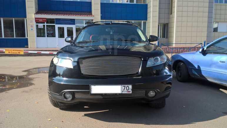 Infiniti FX35, 2005 год, 585 000 руб.