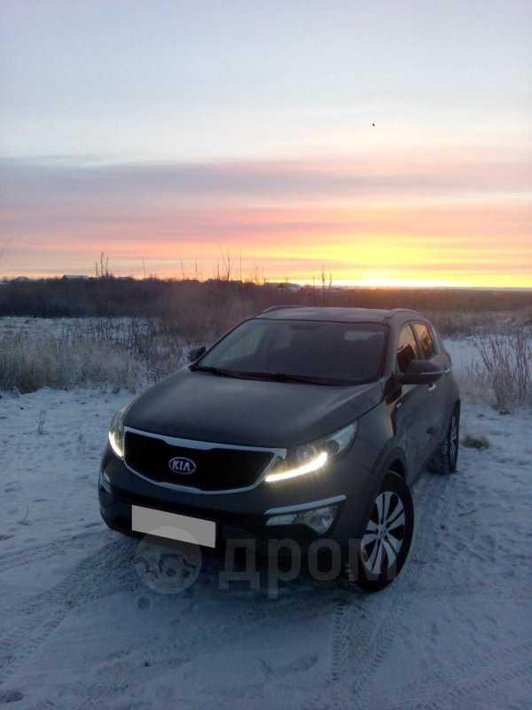 Kia Sportage, 2014 год, 1 140 000 руб.