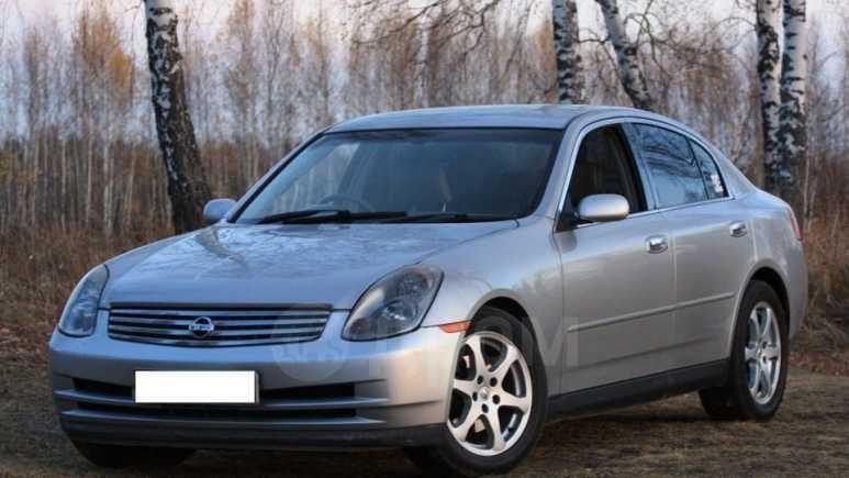 Nissan Skyline, 2003 год, 390 000 руб.
