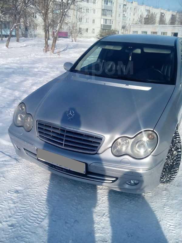 Mercedes-Benz C-Class, 2006 год, 550 000 руб.