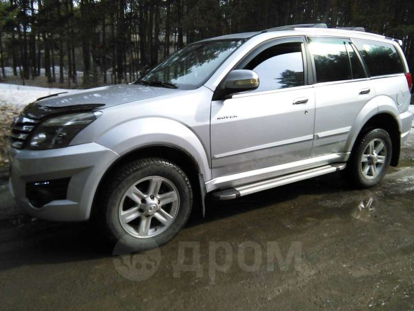 Great Wall Hover H3, 2011 год, 540 000 руб.