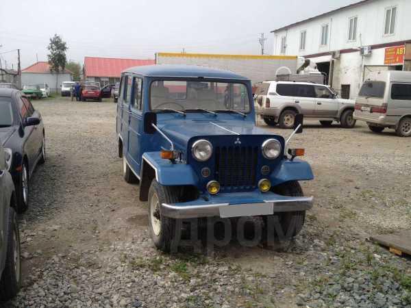 Mitsubishi Jeep, 1982 год, 450 000 руб.