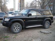 Новосибирск Patrol 2003