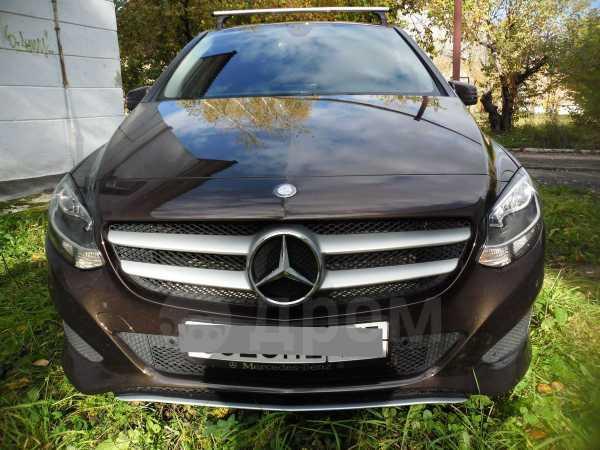 Mercedes-Benz B-Class, 2014 год, 1 075 000 руб.