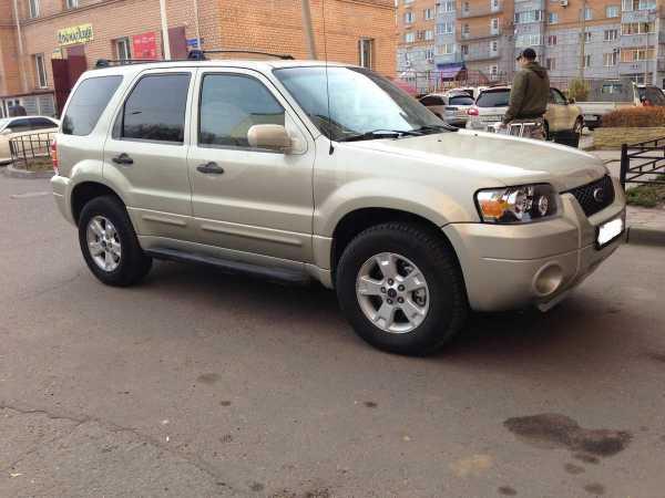 Ford Escape, 2005 год, 450 000 руб.