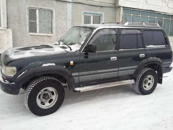Toyota Land Cruiser, 1997 год, 600 000 руб.