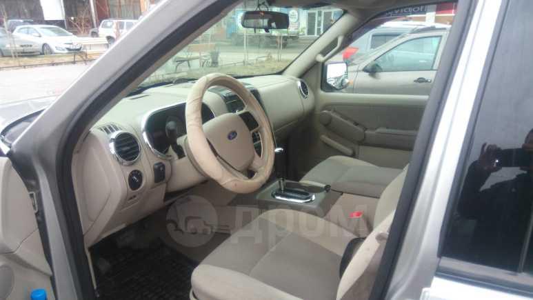 Ford Explorer, 2007 год, 845 000 руб.